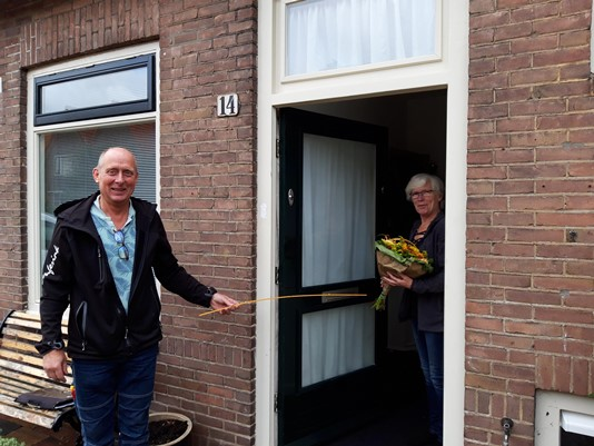 Oplevering 150e woning in Bussum