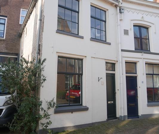 Bed & Breakfast de Vischpoorte in Deventer